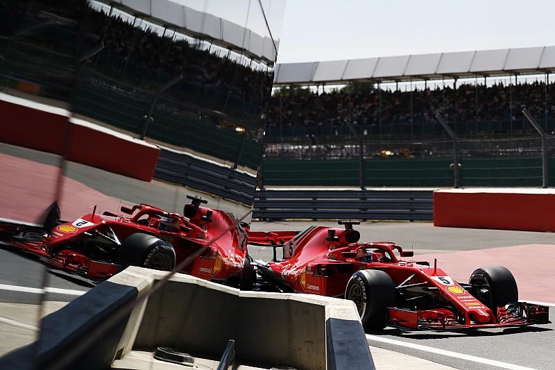 F1: Silverstone, Hamilton in pole e Vettel secondo