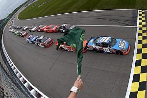 NASCAR Sprint Cup Breaking news NASCAR: Limits on Cup stars in Xfinity/Trucks