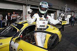 Blancpain Endurance Qualifying report Spa 24: Gotz leads Mercedes Superpole whitewash