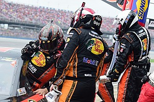 NASCAR Sprint Cup Breaking news Stewart says his back may have been injured before he broke it