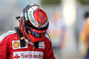 Marchionne tells Raikkonen: Prove you deserve new a contract