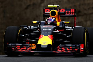 Formula 1 Practice report Red Bull drivers learning the new Baku track