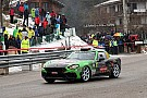 WRC Esordio positivo per l'Abarth 124 Rally sulle strade di Monte-Carlo