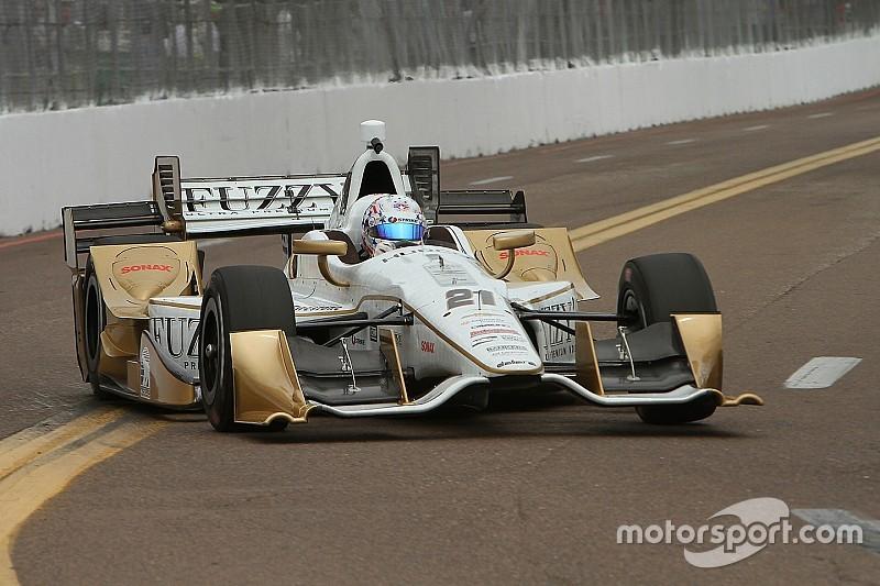 Tough start to the 2016 IndyCar season for Ed Carpenter Racing