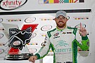 NASCAR XFINITY  Justin Marks earns maiden win as NASCAR races in the rain