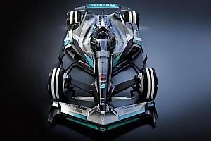 Formula 1 Top List Gallery: Fantasy F1 2030 Mercedes design concept
