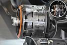 Formula 1 Bite-size tech: McLaren MP4-31 brake duct changes