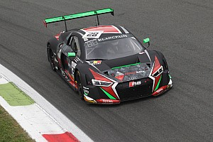 Blancpain Endurance Race report Two cars in the top 10 at Monza in the Endurance Cup for the Team WRT