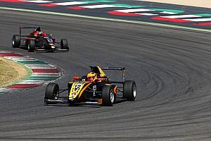 Formula 4 Gara Il brasiliano Giuliano Raucci si impone in Gara 2 al Mugello