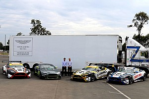 Endurance Breaking news Triple Aston Martin entry confirmed for 2017 Bathurst 12 Hour