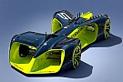 RoboRace Roborace reveals driver-less concept car for new racing series