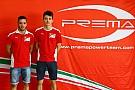 GP2 Prema confirma a Leclerc y Fuoco para la temporada 2017 de GP2