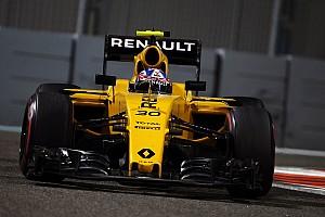 Formula 1 Breaking news Renault overhauls ERS for 2017 F1 power unit
