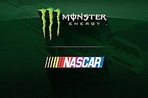 Monster Energy NASCAR Cup Actualités Officiel - Monster devient sponsor titre de la première division NASCAR