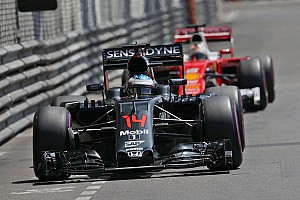 Formula 1 Race report McLaren-Honda inside the qualifying top 10 with Alonso at Monaco
