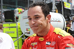 IndyCar Breaking news Castroneves fuming over lost opportunity for Indy win