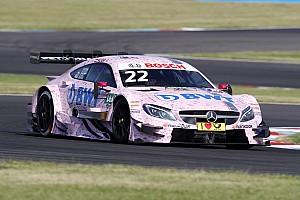 DTM Race report Lucas Auer first Austrian DTM race winner