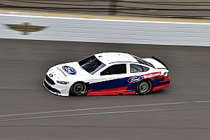 NASCAR Sprint Cup Testing report NASCAR teams take to the Brickyard for tire test