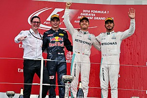 Formula 1 Race report Japanese GP: Rosberg dominates as bad start thwarts Hamilton