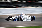 IndyCar Hildebrand takes positives from Indy, sorry forCastroneves