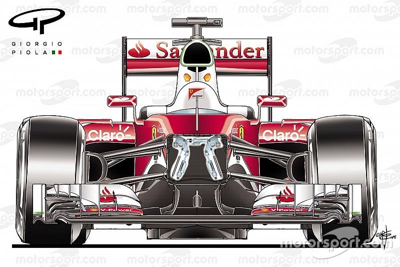 "Tech lowdown: Hidden secrets of Ferrari""s new F1 car"