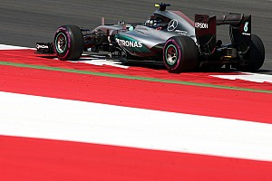 Formula 1 Practice report Austrian GP: Rosberg outpaces Hamilton in opening practice