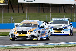 BTCC Race report Donington BTCC: Collard makes it five winners in five races