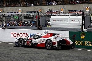 Le Mans Breaking news Toyota on Le Mans heartbreak: