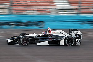 IndyCar Breaking news Rossi says Phoenix oval is an eye-opening experience