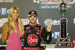 NASCAR XFINITY Race report Austin Dillon takes Xfinity win as Busch and Keselowski collide