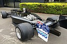 Other open wheel Tyres land for new Formula 5000 car