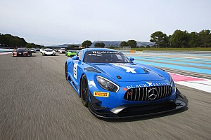 Blancpain Endurance Preview Team Black Falcon's Mercedes ready for the endurance challenge at Monza