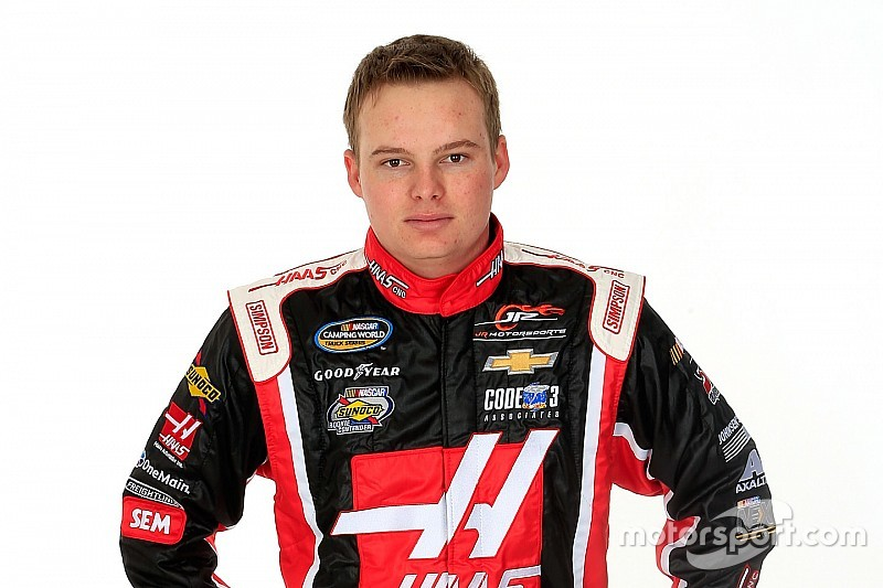 Cole Custer to join JR Motorsports for Xfinity debut