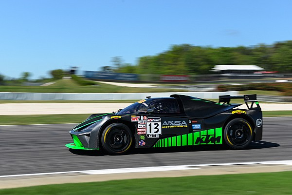 PWC Race report Sandberg conquers PWC GTS at Road America