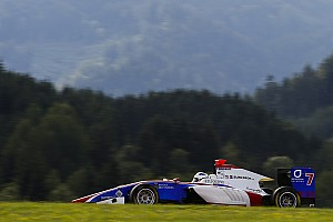GP3 Breaking news Alesi ruled out of Red Bull Ring round after practice shunt