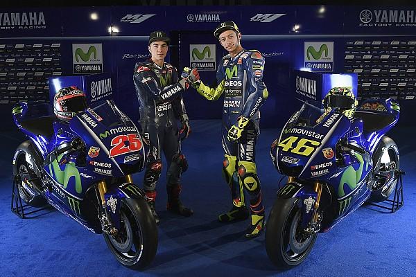 MotoGP Actualités Yamaha dévoile sa MotoGP pour la saison 2017