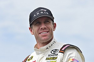 NASCAR Sprint Cup Practice report Edwards once again fastest in final practice