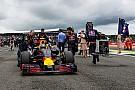 """维斯塔潘被评英国大奖赛""""当日最佳车手"""""""