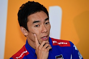 IndyCar Breaking news Sato considering options with Rahal, Andretti and Schmidt