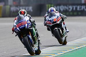 MotoGP Race report Phenomenal double French podium for Yamaha MotoGP