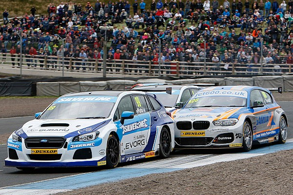 BTCC Subaru team responds to ongoing BTCC engine equivalency debate