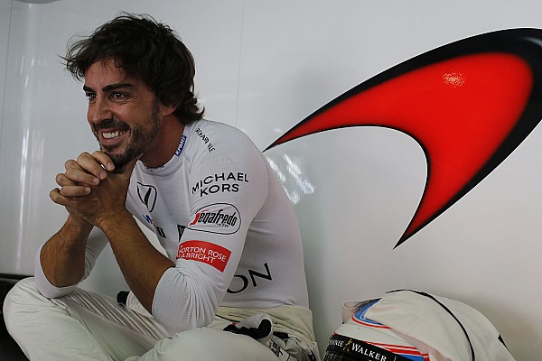 Formula 1 Breaking news Alonso says McLaren best team he's worked with