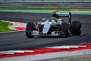 Formula 1 Practice report Hungarian GP: Rosberg beats Verstappen by 0.002s to lead FP3
