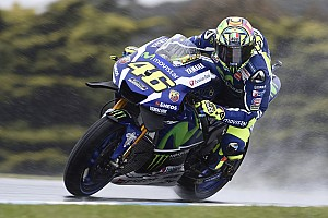 """MotoGP Breaking news Rossi reflects on qualifying disaster: """"I had no feeling"""""""