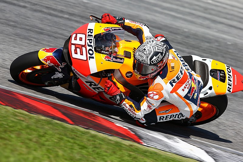 Marquez says Honda needs to
