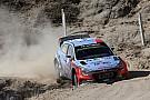 Mexico WRC: Sordo penalty snaps Hyundai podium streak