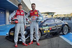 DTM Son dakika Duval ve Rast 2017 DTM sezonunda Audi'de!