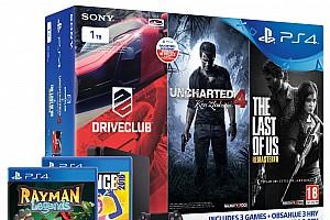 Sim racing BRÉKING Karácsonyi konzolakció: menő PS4-es csomag