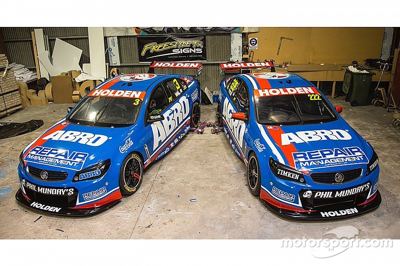 One-off Tasmania livery for LD Motorsport