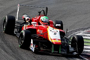 Euroformula Open Race report Monza EF Open: Pulcini extends points lead with double win